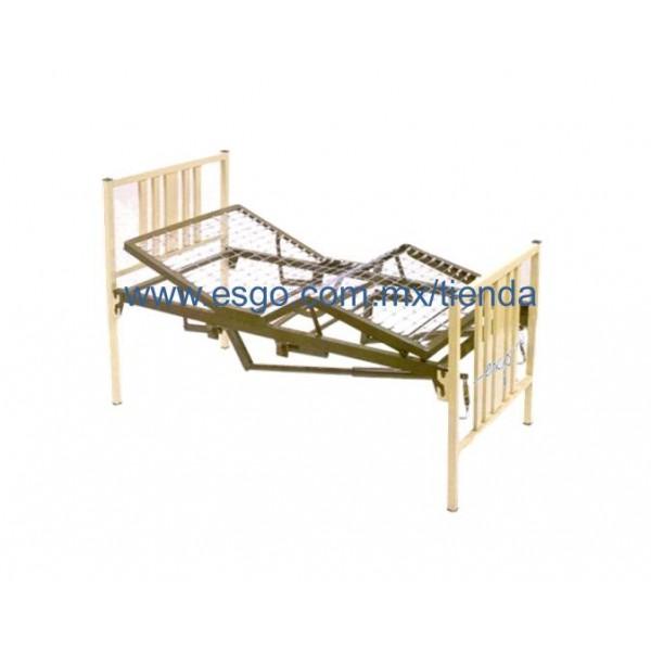 cama para hospital 5 posiciones