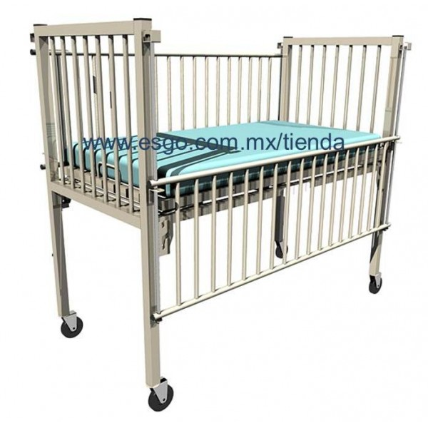 Cuna de hospital sin ruedas - Ruedas para camas ...