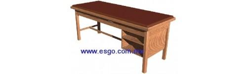 Mesas para Terapia y Masaje