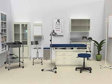 Mobiliario Médico